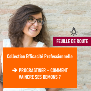 Procrastination BOUTIQUE TREMPLIN CARRIERE